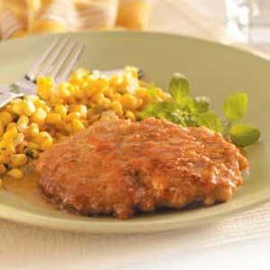 Honey Lemon Schnitzel Recipe