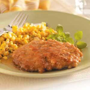 Honey Lemon Schnitzel Recipe