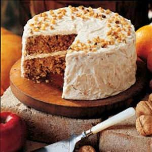 Sauerkraut Apple Cake Recipe