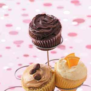 Rich Chocolate Cupcakes Recipe
