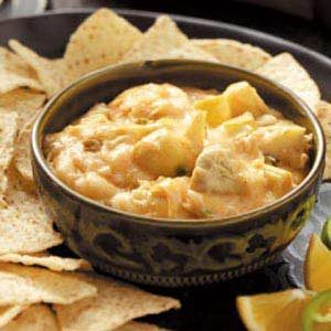 Creamy Artichoke Dip Recipe photo by Taste of Home