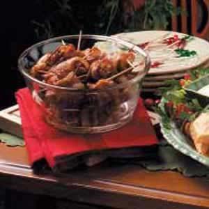 Chorizo Date Rumaki Recipe