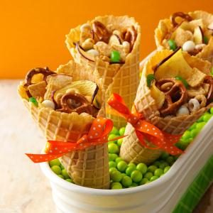 Apple Snack Mix Recipe
