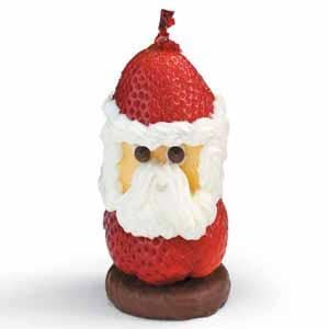 Berry Cute Santas Recipe