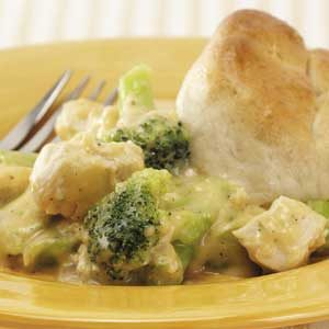 Weeknight Chicken Potpie Recipe