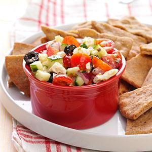 Greek Salsa Recipe