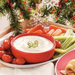 Creamy Ranch Dip Recipe