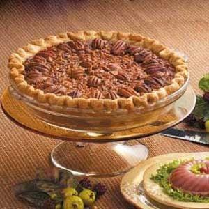 Southern Honey-Pecan Pie Recipe
