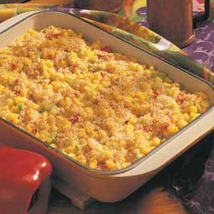 Creamy Corn Casserole Recipe