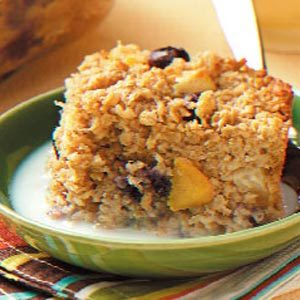 Fruity Baked Oatmeal Recipe