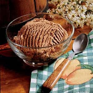 Special Chocolate Ice Cream Recipe