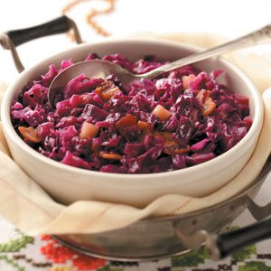 Red Cabbage with Apple Recipe