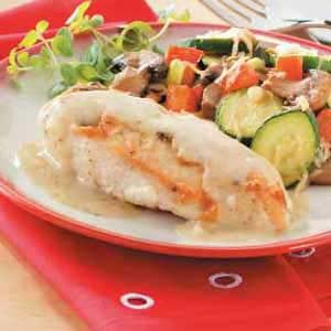 Chicken with Mustard Sauce Recipe