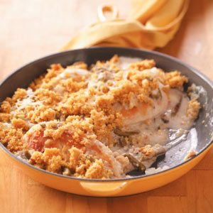 Stovetop Chicken 'n' Stuffing