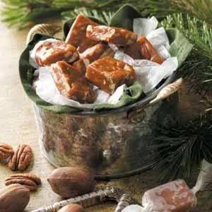 Pecan Caramels Recipe