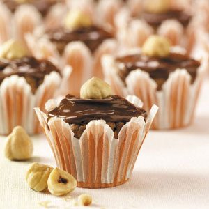 Chocolate-Hazelnut Recipes
