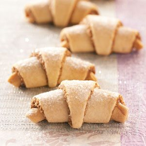 Horn Walnut Cookies Recipe