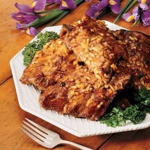 Zesty Pork Ribs Recipe