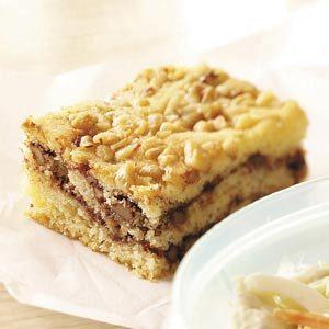 Cocoa Ripple Squares Recipe