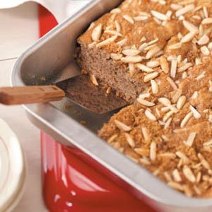Banana Crumb Snack Cake Recipe