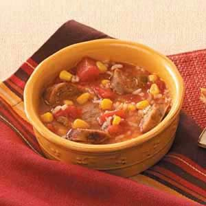 Gumbo in a Jiffy Recipe