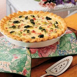 Hearty Ham Pie Recipe