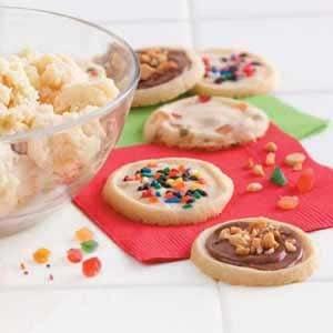Versatile Slice 'n' Bake Cookies Recipe