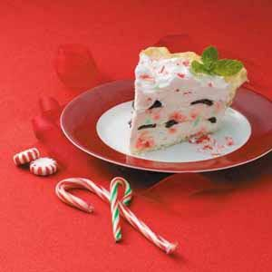 Peppermint Freezer Pie Recipe