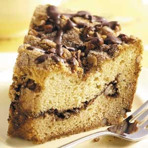 Rich Coffee Cake Recipe