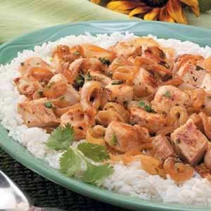 Quick Cilantro Chicken Recipe