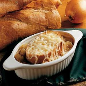 French Onion Bake Recipe