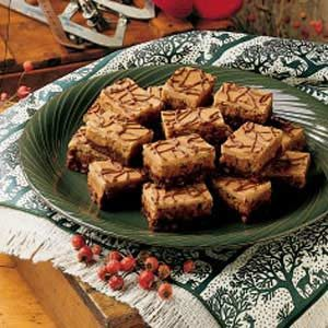 Double-Decker Brownies