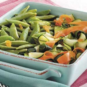 Citrus-Apricot Vegetable Glaze Recipe