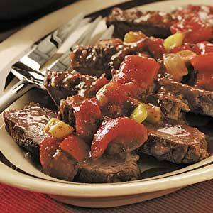 Cajun-Style Pot Roast Recipe