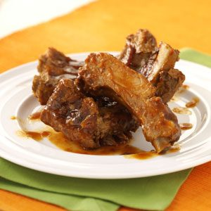 Lazy Man's Ribs Recipe