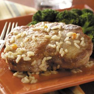 Simple Tender Pork Chops