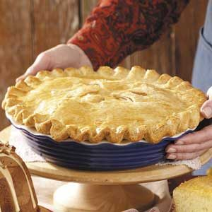 Triple-Apple Pie Recipe