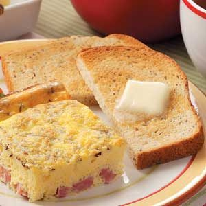 Caraway Yeast Bread Recipe