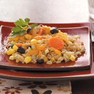 Go for the Grains Casserole Recipe