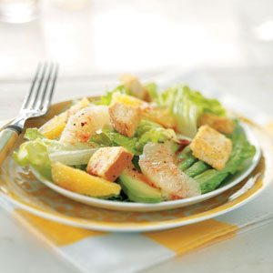 Citrus Romaine Salad