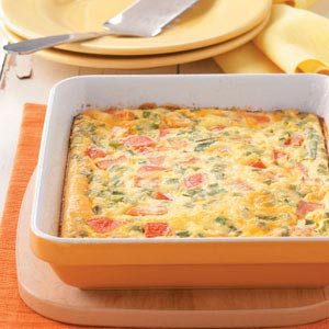 California Egg Bake