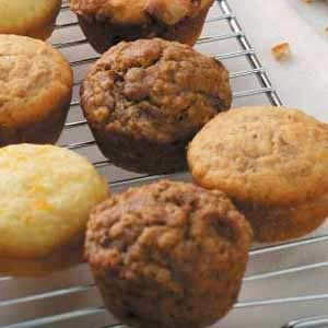 Buttermilk Bran Muffins Recipe