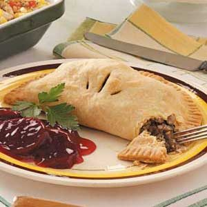 Turnip Hash Pasties Recipe