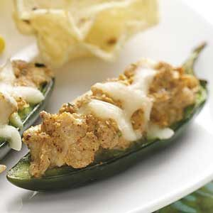 Hearty Poppers Recipe