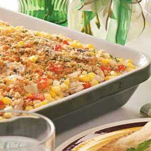 Monterey Corn Bake Recipe
