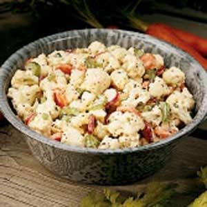 Cauliflower Salad Recipe