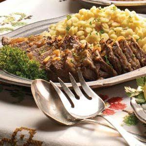 Old-Country Sauerbraten