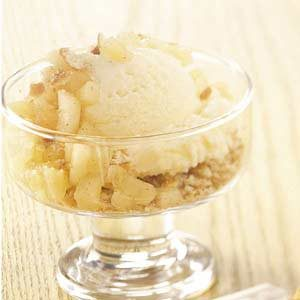 Apple Sundaes Recipe