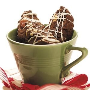 Brownie Biscotti Recipe