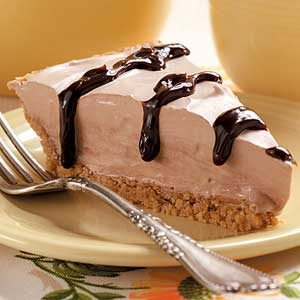 Frosty Mocha Pie Recipe